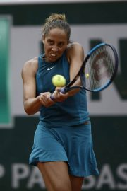 Madison Keys at French Open Tennis Tournament in Paris 2018/06/05 7