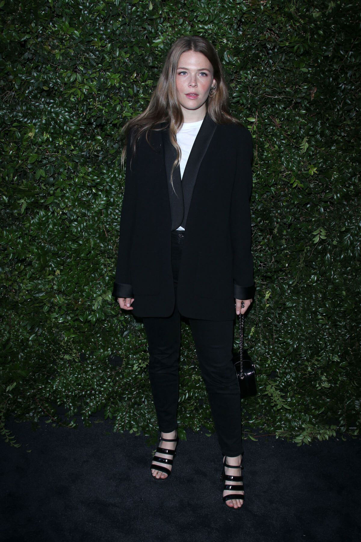 Maggie Rogers at Chanel Dinner Celebrating Our Majestic Oceans in Malibu 2018/06/02 12