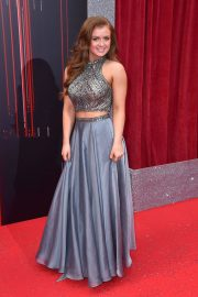 Maisie Smith at British Soap Awards 2018 in London 2018/06/02 2