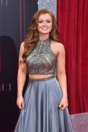 Maisie Smith at British Soap Awards 2018 in London 2018/06/02 3