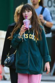 Malina Weissman Out and About in New York 2018/06/12 1