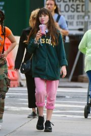 Malina Weissman Out and About in New York 2018/06/12 2