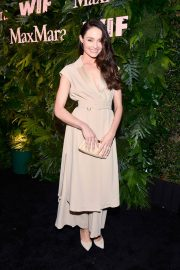 Mallory Jansen at Max Mara WIF Face of the Future in Los Angeles 2018/06/12 2
