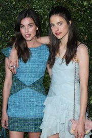 Margaret and Rainey Qualley at Chanel Dinner Celebrating Our Majestic Oceans in Malibu 2018/06/02 1