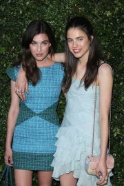 Margaret and Rainey Qualley at Chanel Dinner Celebrating Our Majestic Oceans in Malibu 2018/06/02 4