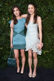 Margaret and Rainey Qualley at Chanel Dinner Celebrating Our Majestic Oceans in Malibu 2018/06/02 5