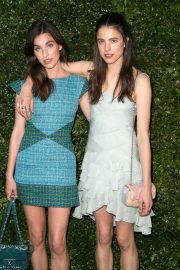 Margaret and Rainey Qualley at Chanel Dinner Celebrating Our Majestic Oceans in Malibu 2018/06/02 14