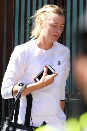 Maria Sharapova Out a and About in London 2018/06/22 2