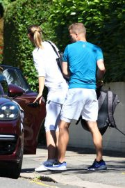 Maria Sharapova Out a and About in London 2018/06/22 5