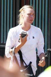 Maria Sharapova Out a and About in London 2018/06/22 7