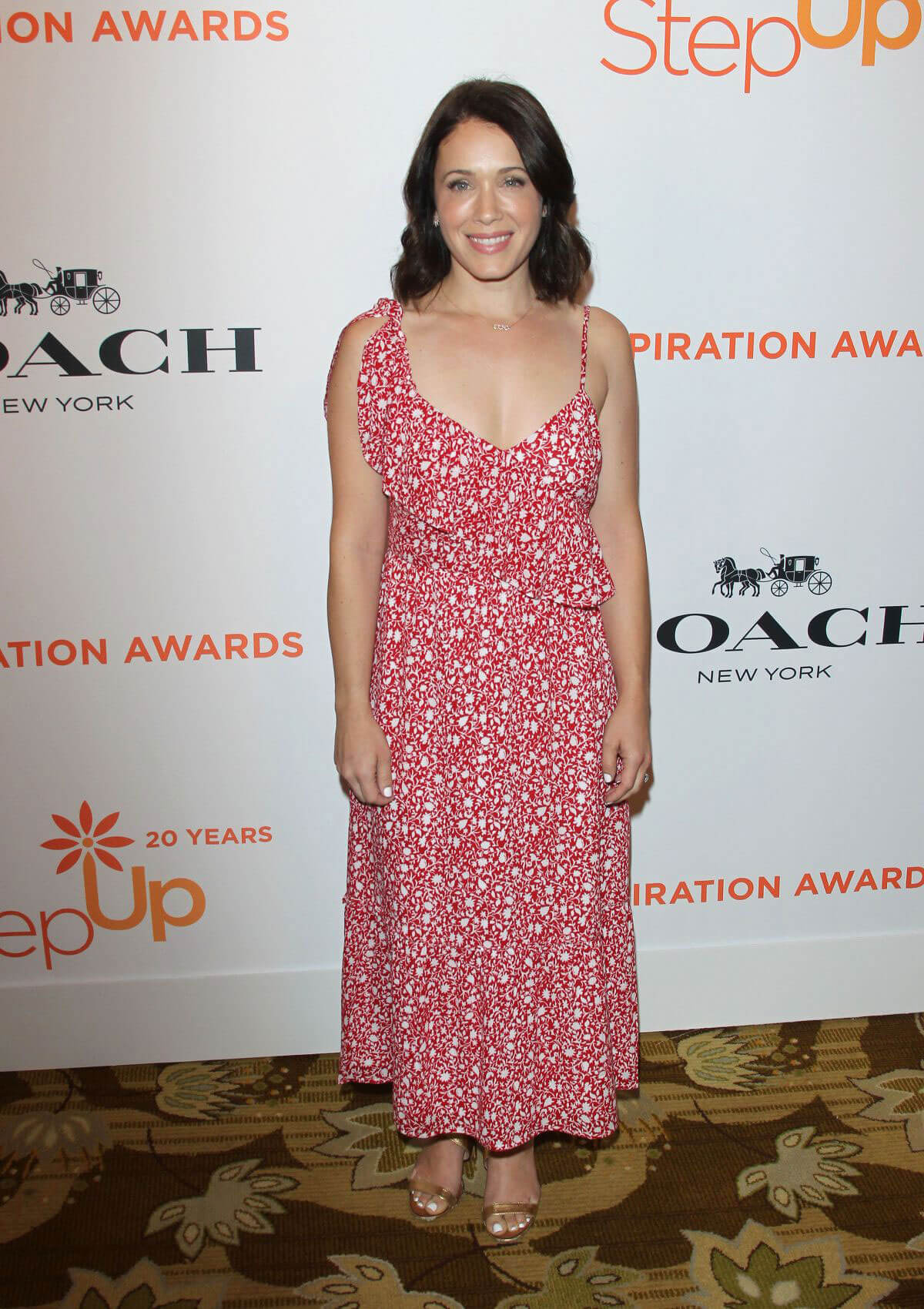 Marla Sokoloff at Step Up Inspiration Awards 2018 in Los Angeles 2018/06/01 9