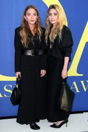 Mary Kate and Ashely Olsen Stills at CFDA Fashion Awards in New York 2018/06/05 1