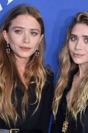 Mary Kate and Ashely Olsen Stills at CFDA Fashion Awards in New York 2018/06/05 3