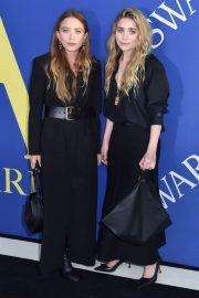 Mary Kate and Ashely Olsen Stills at CFDA Fashion Awards in New York 2018/06/05 4