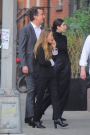 Mary-Kate Olsen and Olivier Sarkozy Out in New York 2018/06/11 4