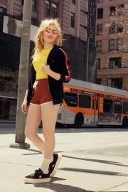 Meg Donnelly Poses for Terroir Magazine, May 2018 Issue 8