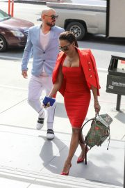 Mel B Arrives at Court in Los Angeles 2018/06/04 1