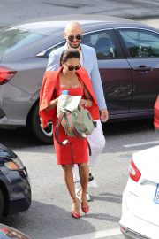 Mel B Arrives at Court in Los Angeles 2018/06/04 10