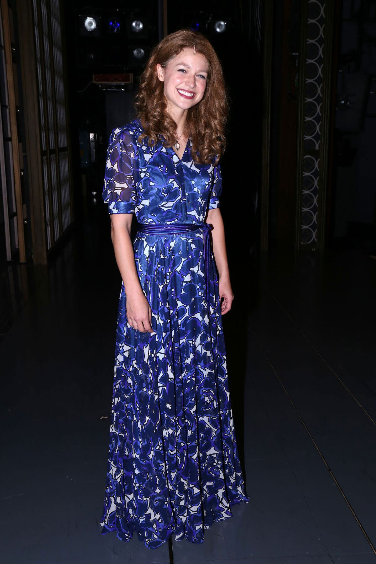 Melissa Benoist at Beautiful: The Carole King Musical Opening Night in New York 2018/06/11 1