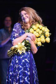 Melissa Benoist at Beautiful: The Carole King Musical Opening Night in New York 2018/06/11 13