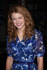 Melissa Benoist at Beautiful: The Carole King Musical Opening Night in New York 2018/06/11 16