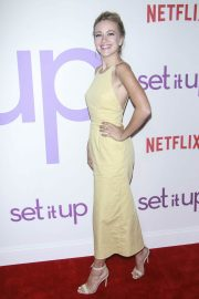 Meredith Hagner at Set It Up Specials Screening in New York 2018/06/12 10
