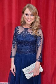 Michelle Hardwick at British Soap Awards 2018 in London 2018/06/02 2