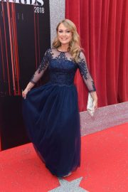 Michelle Hardwick at British Soap Awards 2018 in London 2018/06/02 8