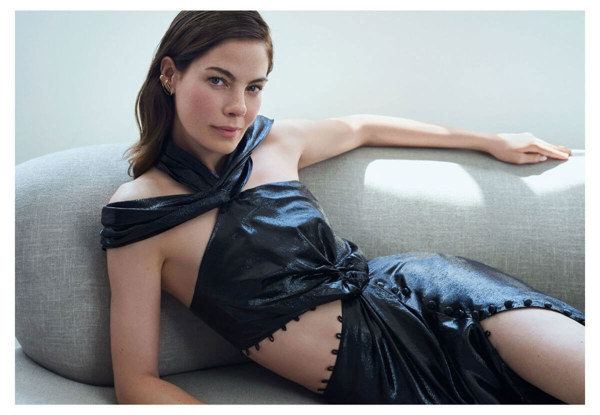 Michelle Monaghan for Dolce Magazine, Summer 2018 Issue 4