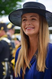 Millie Mackintosh at Investec Derby Festival Ladies Day at Epsom Racecourse 2018/06/01 1