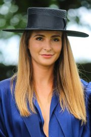 Millie Mackintosh at Investec Derby Festival Ladies Day at Epsom Racecourse 2018/06/01 2