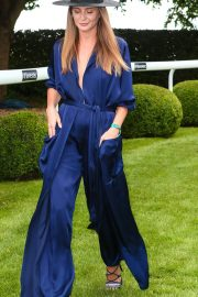 Millie Mackintosh at Investec Derby Festival Ladies Day at Epsom Racecourse 2018/06/01 4