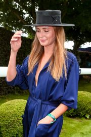 Millie Mackintosh at Investec Derby Festival Ladies Day at Epsom Racecourse 2018/06/01 5