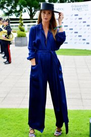 Millie Mackintosh at Investec Derby Festival Ladies Day at Epsom Racecourse 2018/06/01 12