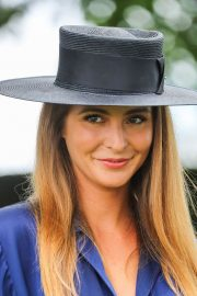 Millie Mackintosh at Investec Derby Festival Ladies Day at Epsom Racecourse 2018/06/01 14