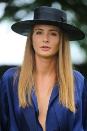 Millie Mackintosh at Investec Derby Festival Ladies Day at Epsom Racecourse 2018/06/01 16