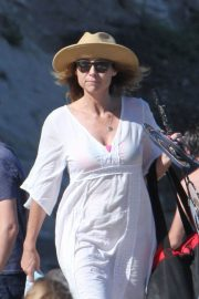 Minnie Driver Out on the Beach in Los Angeles 2018/06/11 7