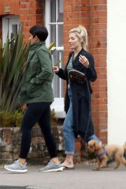Mollie King and Frankie Bridge Out in Cobham 2018/06/12 3