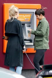 Mollie King and Frankie Bridge Out in Cobham 2018/06/12 6
