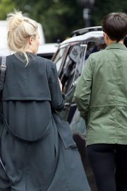 Mollie King and Frankie Bridge Out in Cobham 2018/06/12 7