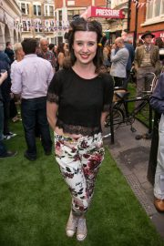 Molly Roberts at Pressure Street Party in London 2018/06/06 2