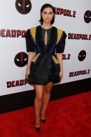 Morena Baccarin Stills at Deadpool 2 Premiere in New York 2018/05/14 7