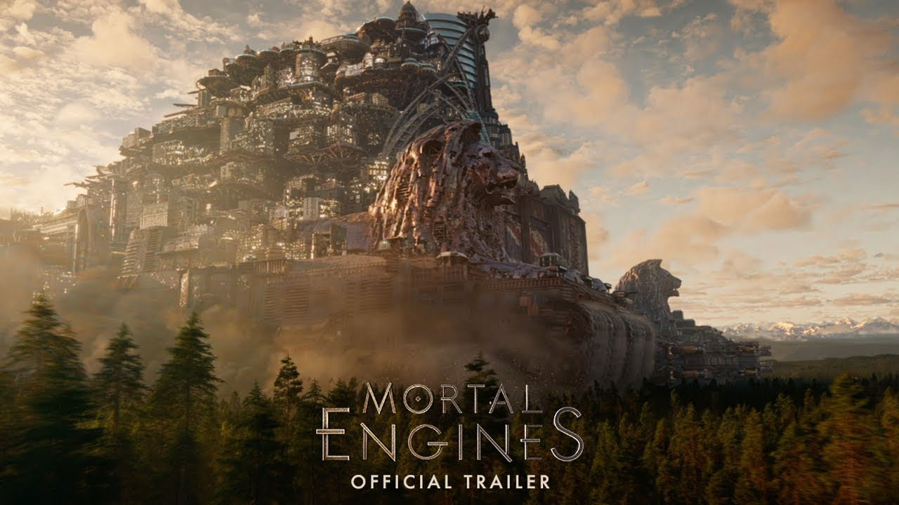 Mortal Engines 2018 Official Trailer 2018/06/05 1