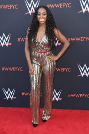 Naomi at WWE FYC Event in Los Angeles 2018/06/06 1