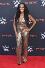 Naomi at WWE FYC Event in Los Angeles 2018/06/06 3