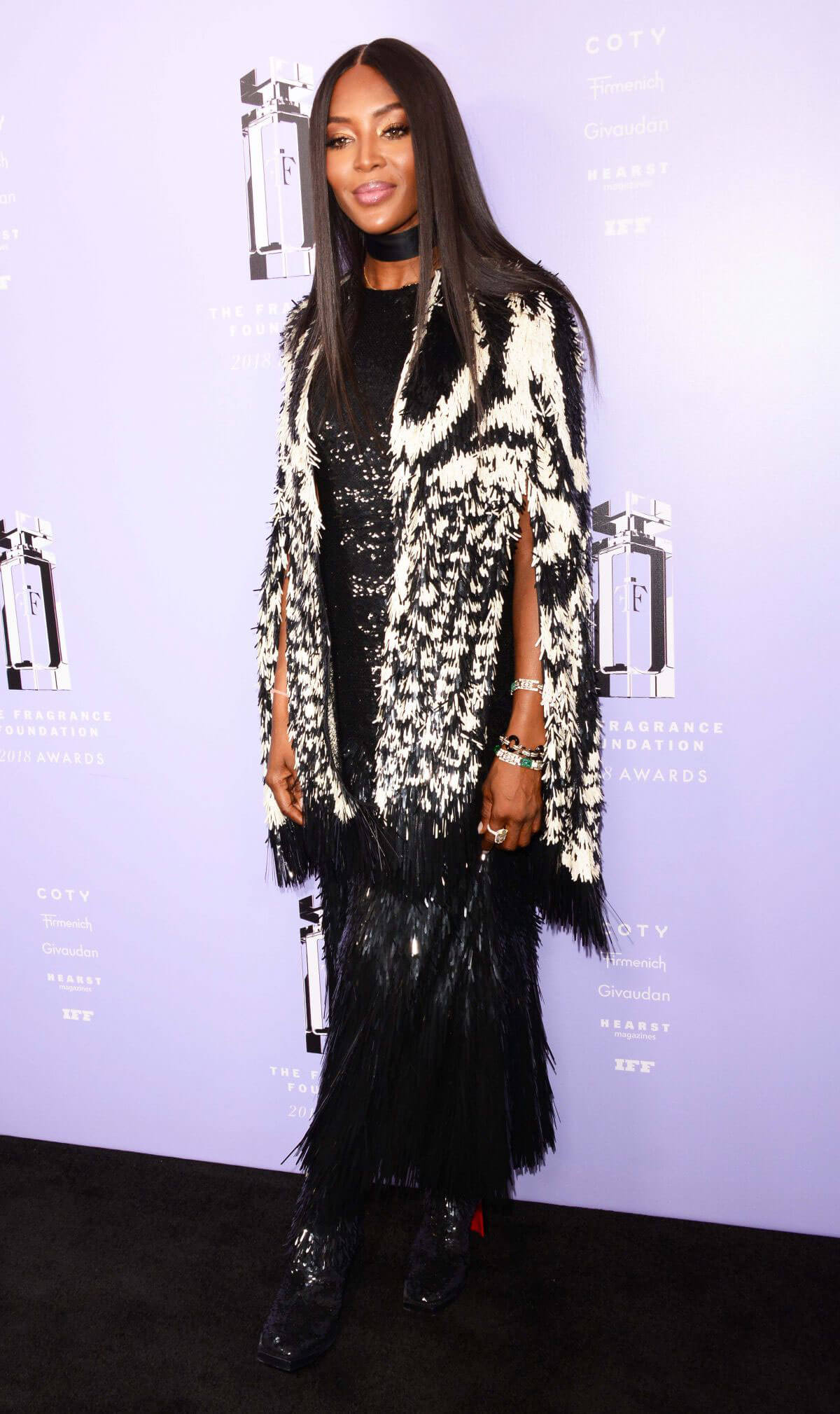 Naomi Campbell at 2018 Fragrance Foundation Awards in New York 2018/06/12 1