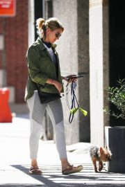 Naomi Watts Out with Her Dog in New York 2018/06/11 3