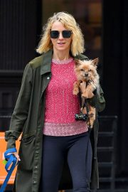 Naomi Watts Out with Her Dogs in New York 2018/05/30 1
