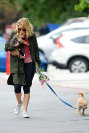 Naomi Watts Out with Her Dogs in New York 2018/05/30 7