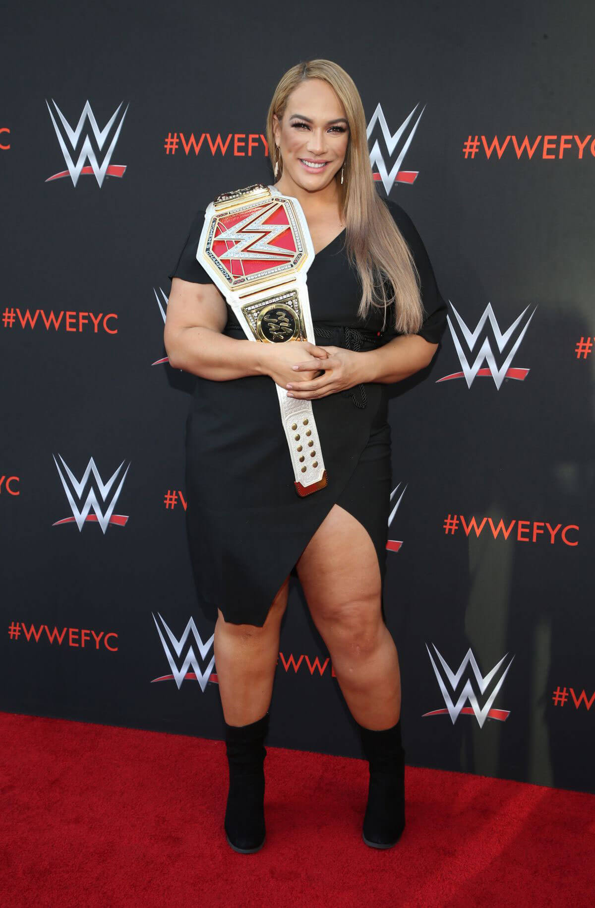 Nia Jax at WWE FYC Event in Los Angeles 2018/06/06 2
